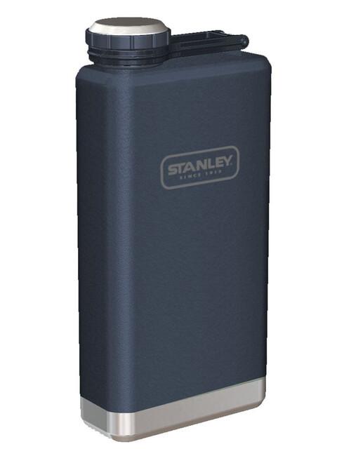 Stanley Adventure SS Flask 0.236L Hammertone Navy